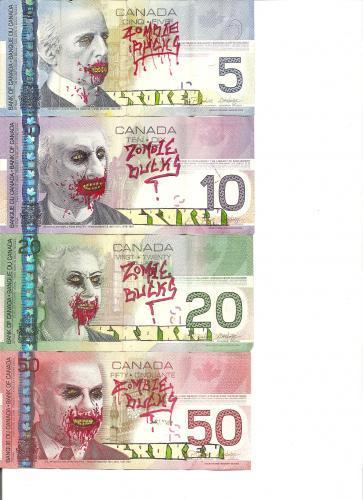 Zombie-bucks