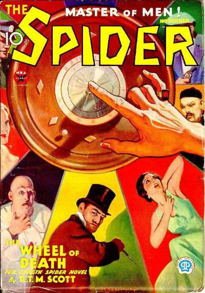 The_spider_november_1933
